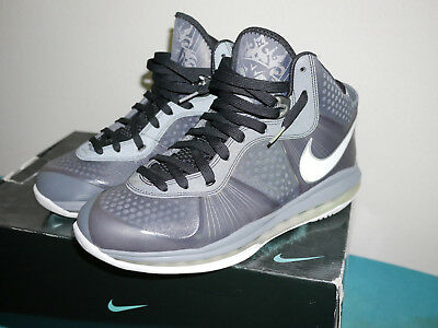 a01d4e83aa29 NIKE LEBRON 8 Cool Grey Size 10.5 with box -  70.00