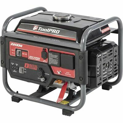 ToolPro Digital Inverter Generator - Open Frame, 2200W