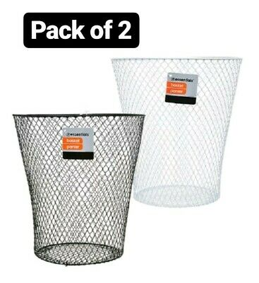 Wire Waste baskets for home ,office or classroom