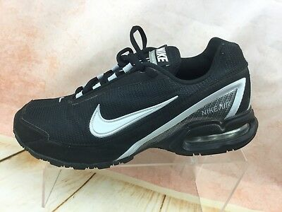 5acb48516f ... where to buy nike air max torch 3 running shoes black white silver 319116  011 mens