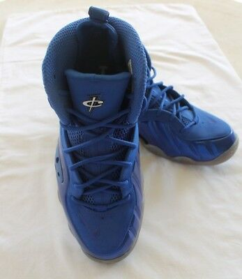4f550ace4cd NIKE 472688-403 ZOOM Rookie Memphis Blues Basketball Shoes Sneakers ...