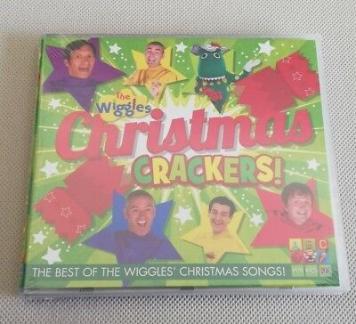 The Wiggles Christmas Crackers! CD (ABC For Kids) Brand New & Sealed
