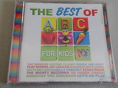The Best Of ABC For Kids CD - 26 Tracks Brand New & Sealed