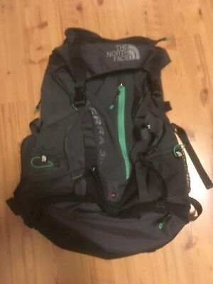 12a55de22 THE NORTH FACE Terra 30 Internal Frame Hiking Camping Backpack Verti-Cool