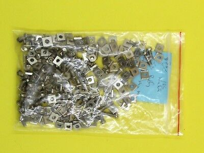 Nuts and Bolts for Meccano - Nickel Plated and non-standard