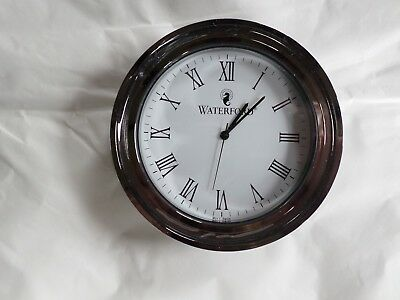 NEW - WORLD OF WEDGEWOOD WATERFORD CLOCK FACE - Large Round (lp9105)