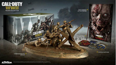 Call of Duty: WWII Valor Collection ohne Spiel  Neuware
