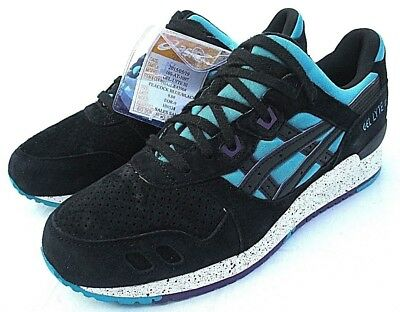 ASICS GEL LYTE III 3 MT Lifestyle MT India Ink Blue Tan Pink HL6G0 Sz 11.5 Shoes
