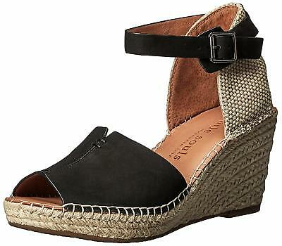 98359fc47bd Gentle Souls by Kenneth Cole Women's Charli Espadrille Wedge Sandal