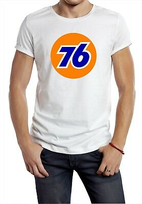 Retro Union 76 Petrol T-Shirt, gas station, US oil, motorsport, car, auto tee