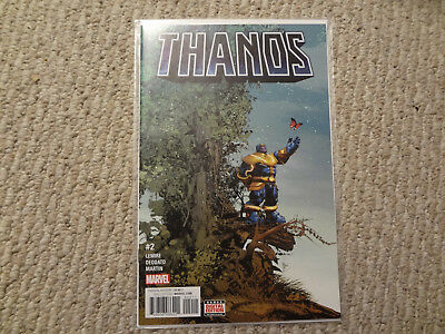Thanos #2 1St Print Sold Out Htf Hot Series
