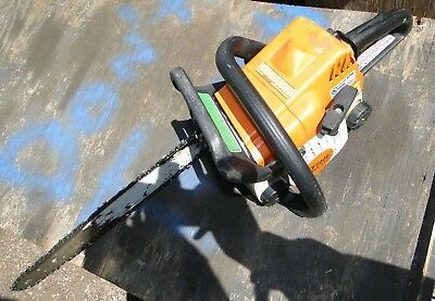 "Stihl MS 170 Chainsaw 16"" Bar Parts Rebuild Repair Home Used *"