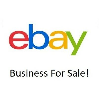 ebay Business For Sale