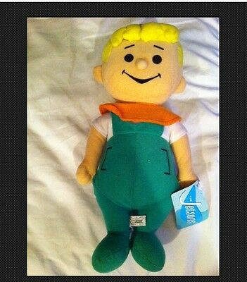 "The Jetsons Elroy Boy Son 14"" Plush Stuffed Doll Hanna Barbera TV Show NWT"