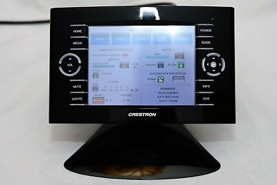 """Crestron TPS-6X Isys® 5.7"""" Wireless Touch Screenwith Docking station and Power"""
