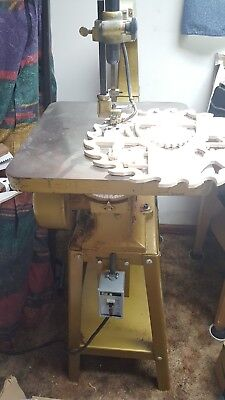 Powermatic Model 95 mint condition scroll saw