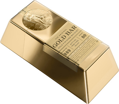 Gold Bar Whiskey 50Ml