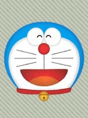 Doraemon Plush Head Pillow - Toreba Crane Prize - New in Package