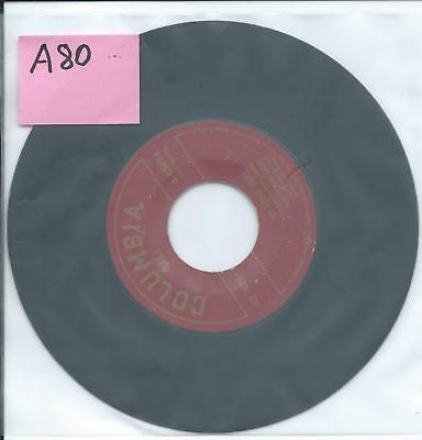 THE FOUR LADS:  STANDING ON THE CORNER / MY LITTLE ANGEL  Columbia 4-40674 45rpm