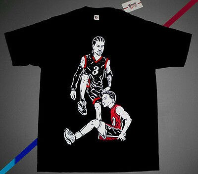 cdf2f58e7 New Fnly94 Iverson step over Lue shirt the supreme answer allen jersey M L  XL 2X