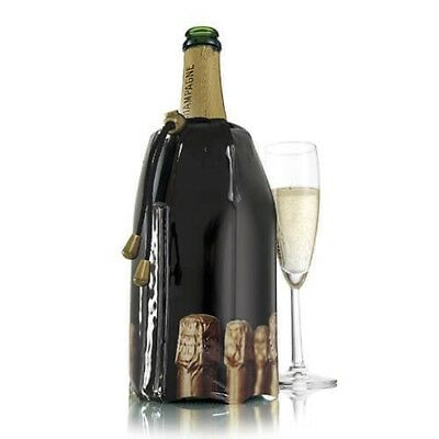 Vacu Vin Active Cooler Champagne Bottles. Shipping Included