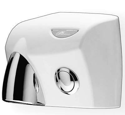 HDTDWHT TouchDry White Hand Dryer