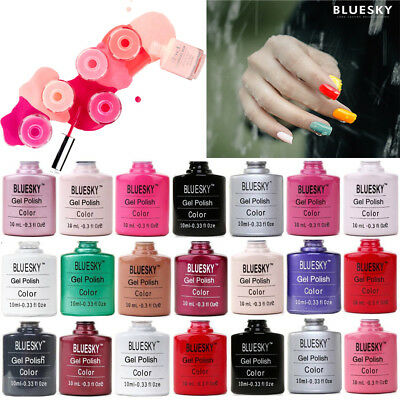 Blue Sky Weekly Gel Polish 269 Color UV/LED Nail Lacquer PICK ANY COLOR Part Two