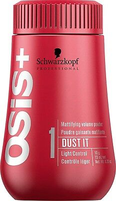 SCHWARZKOPF OSiS+ Dust It Haarpuder Volumenpuder 10 g