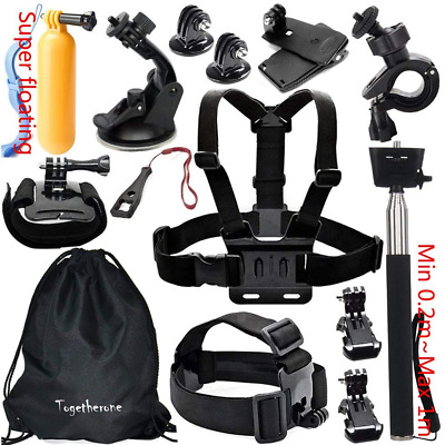 Togetherone Essential Accessories Bundle Kit for APEMAN Apeman A80 Apeman A70 5