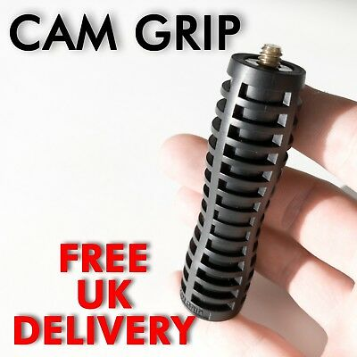 CamGrip - Rubber Camera Grip Handle (1/4''Thread) for DSLR, Action Camera, GoPro
