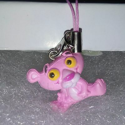 Pink Panther Cell Phone Charms (2 pc)