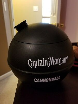 Captain Morgan Cannonball Decanter Server  (64 oz.)