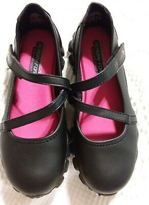 ece21f062ec NEW Girls Youth SKECHERS Memory Foam Gel Infused 81238L BLK Sneakers Shoes  Sz 13 1 of 9Only 1 available See More