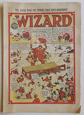 THE WIZARD #1210 - 23rd April 1949