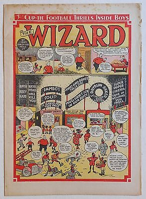 THE WIZARD #1249 - 21st January 1950