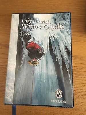 Lake District Winter Climbs (Cicerone 2nd edition) NEW