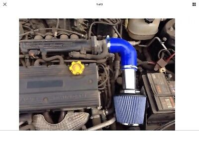 MG ZR 1.4 / 1.6 16V  2001-2004 Cone Induction Kit Various Hose Colours