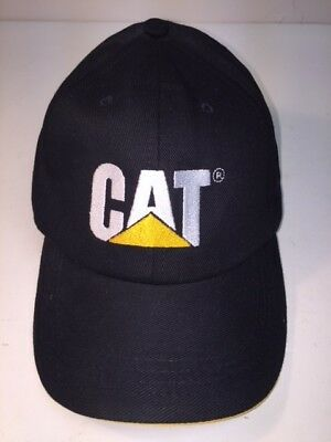 Caterpillar Sotreq Cat 70th Anniv. (1941-2011) Commemorative Collectible Hat