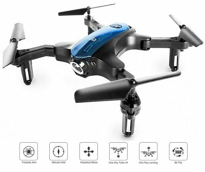 Drone for Beginners Portable RC Mini Quadcopter with Foldable Arms for Indoor...