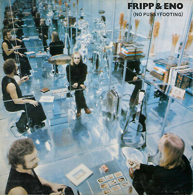 No Pussyfooting, Fripp & Eno, Help 16