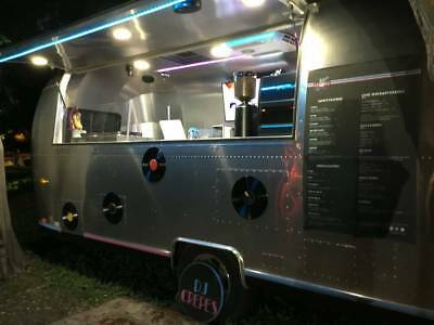 2008 Airstream - Safari Sport Food Trailer - One of a kind!!! - Luxury interior