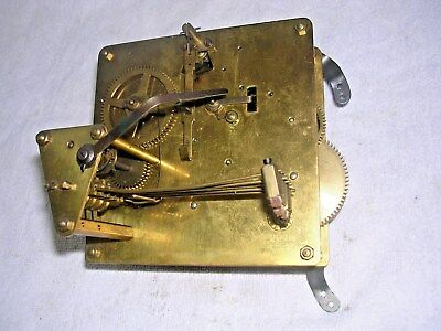 Clock  Parts ,  Clock Movement,  F H S, 5 Hammers