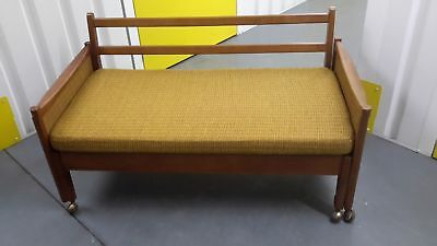 Mid Century 50's 60's Sofa or Day Bed