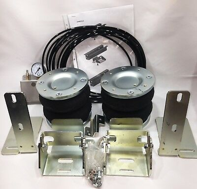 Air Suspension KIT with Compressor for Ford Transit 2001-2020 - 4 ton