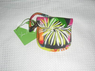 Vera Bradley Baby Pacifier Pod in Jazzy Blooms NWT Pattern Placement Will Vary