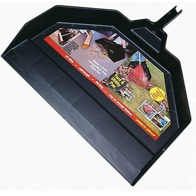 Dust Pan Enormous  Storage 24 in. Extra Wide Outdoor/Indoor Leaf and Dust Pan