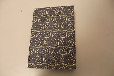 Original Handmade Japanese Notebook