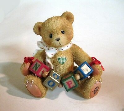 Cherished Teddies 1996 An Old Fashioned Noel To You 176109