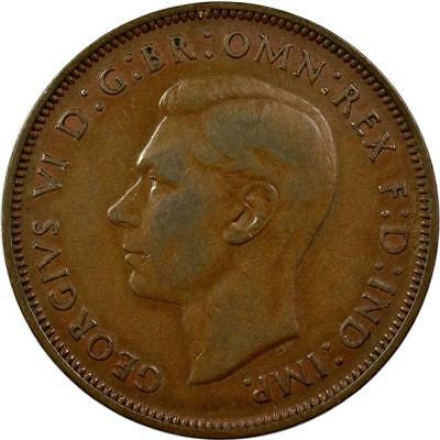 Great Britain - Penny - 1947