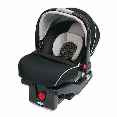 Graco SnugRide Click Connect 35 Infant Baby Safety Car Seat With Base, Pierce